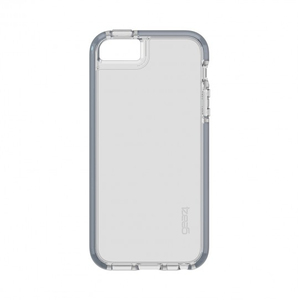 Gear4 D3O Icebox Tone Case Space Grey iPhone SE
