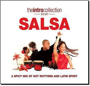 SALSA-SPICY MIX OF HOT RHYTHMS & LATIN SPIRIT / VA
