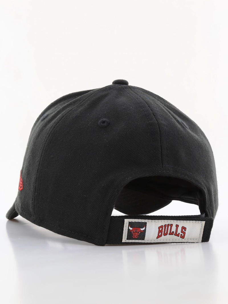 New Era The League Chicago Bulls Cap Black/Red
