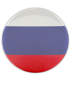 I Want It Now Russia Fridge Magnet