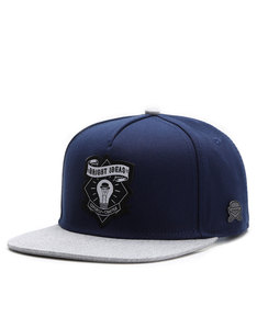 Cayler & Sons Cl Bright Ideas Navy/Grey Cap
