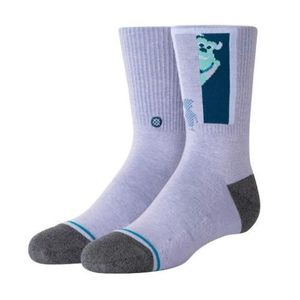 Stance Sully And Boo Kids Unisex Socks Purple