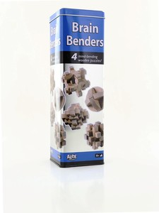 TCG Brain Benders Tin Pack