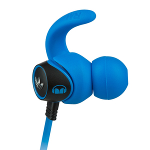 Adidas Apple Controltalk Blue Earphones