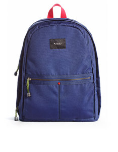 State Bags Bedford Navy Backpack