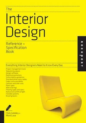 Specification Book: Everything Interior Designers Need to Know Every Day
