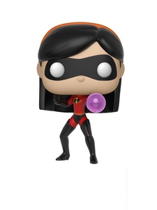 Funko Pop Incredibles 2 Violet Vinyl Figure