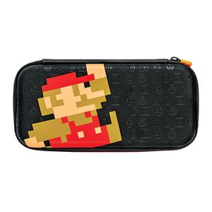 PDP Slim Travel Case Mario Retro Edition for Nintendo Switch
