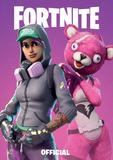 Fortnite Jotter Notebook A5 Purple