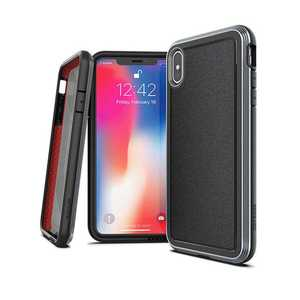X-Doria Defense Ultra Case Black for iPhone for iPhone XS Max