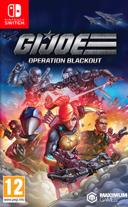 GI Joe Operation Blackout - Nintendo Switch