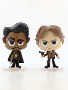 Funko Star Wars Han Solo & Lando Calrissian Pack Of 3 Vinyl Figure