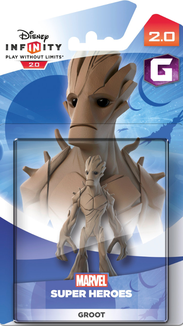 Disney Infinity 2.0: Play Without Limits - Marvel Super Heroes: Groot