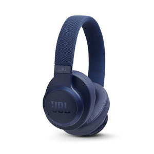 JBL Live 500BT Blue On-Ear Headphones