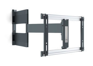 Vogel'S Thin 546 Extrathin Full-Motion Tv Wall Mount For Oled Tv Black 40-65""