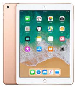 iPad 9.7-Inch 32GB Wi-Fi Gold
