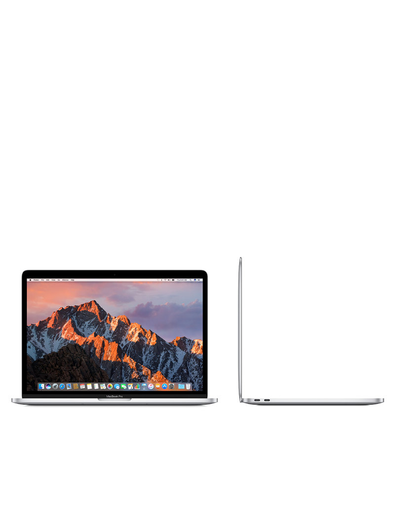 Macbook Pro 13-Inch Silver 2.3Ghz Dual-Core I5/256Gb Arabic/English