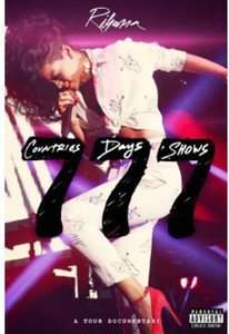 777 TOUR 7COUNTRIES7DAYS7SHOWS DVD