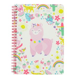 Happy Zoo A5 Notebook