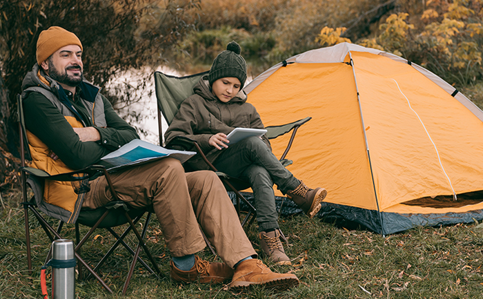 Gift ideas for outdoor Dads