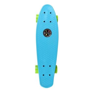 Maui and Sons Cookie Skateboard in Maui Blue