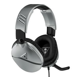 Turtle Beach Recon 70 Silver Multi-Platform Gaming Headset