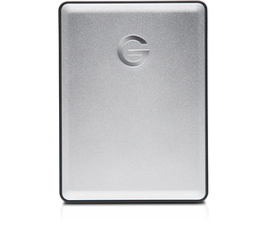 G-TECHNOLOGY G-DRIVE MOBILE 1TB USB 3.0 SILVER EXTERNAL HARD DISK