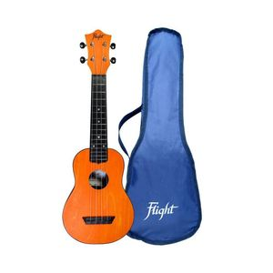 Flight Travel Soprano Ukulele TUS35OR