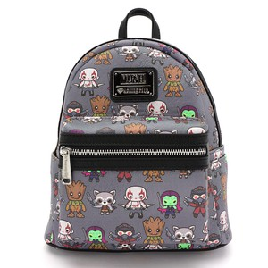 Loungefly Marvel Guardians of the Galaxy Kawaii Mini Backpack