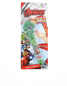 Avengers Stack-A-Bubble