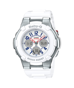 Casio Bga110Tr-7B Baby-G Watch