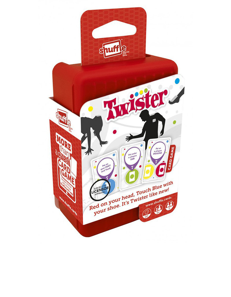 shuffle twister card game travel pocket card games games
