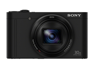 Sony Cyber-shot WX500 Digital Camera Black