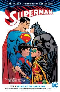 Superman: Vol 2: Trial of the Super Sons (Rebirth)