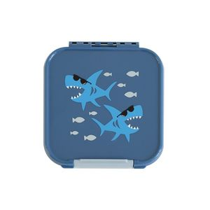 Little Lunch Box Shark Bento Two Lunchkit