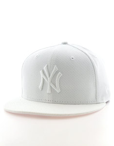 New Era Diamond Era Ess NY Yankees Optic White/Optic White Cap