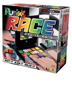 Rubiks Race: The Ultimate Face To Face Game