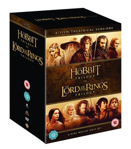 Middle Earth Collection [6 Disc Set]