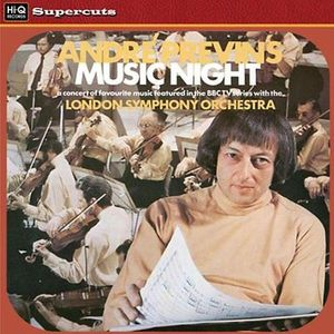 ANDRE PREVIN'S MUSIC NIGHT (OGV)