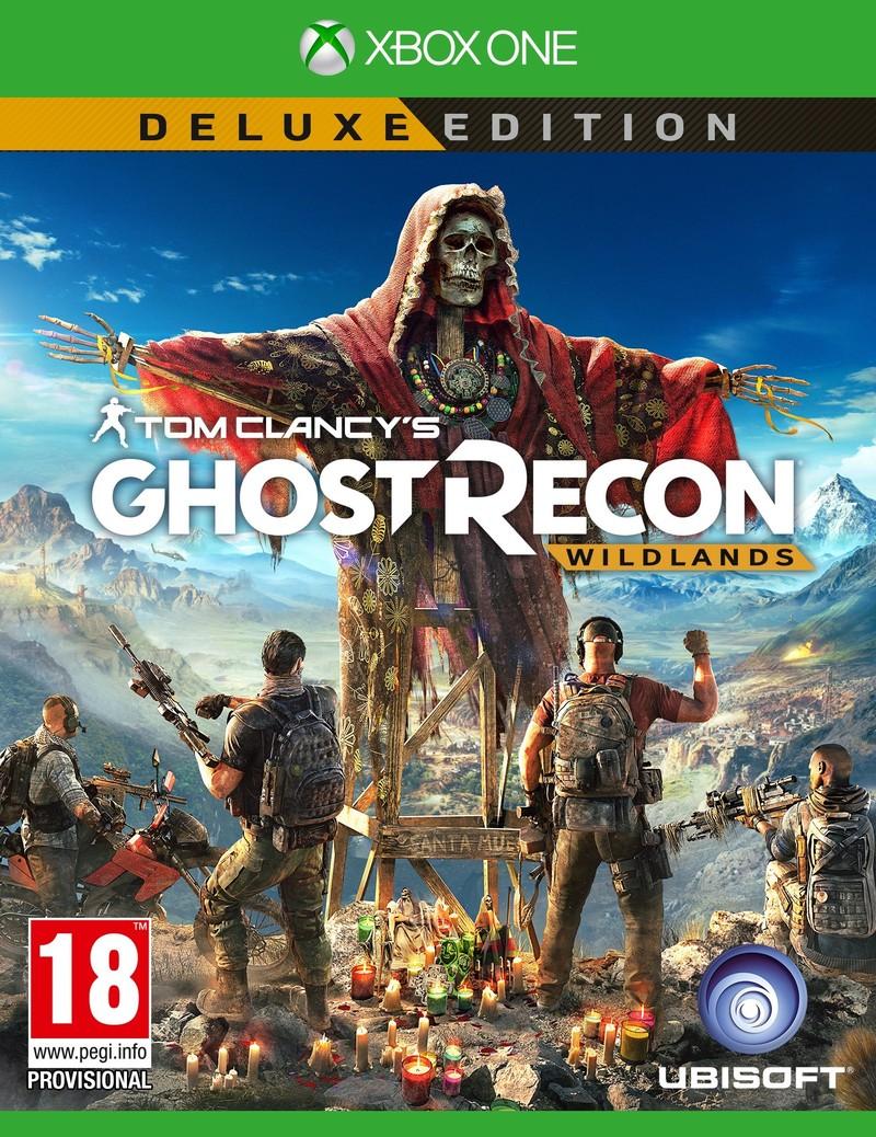 tom clancy 39 s ghost recon wildlands games xbox one gaming virgin megastore