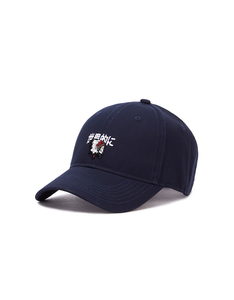 Cayler & Sons BL Downtown Curved Navy/White Cap