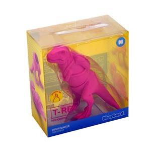 Mustard T-Rex Pink Highlighter