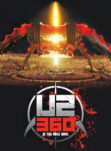 360 At The Rose Bowl Dvd