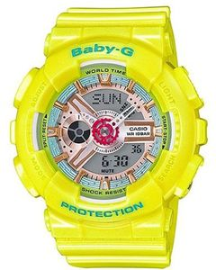 CASIO BA-110CA-9ADR BABY-G WATCH
