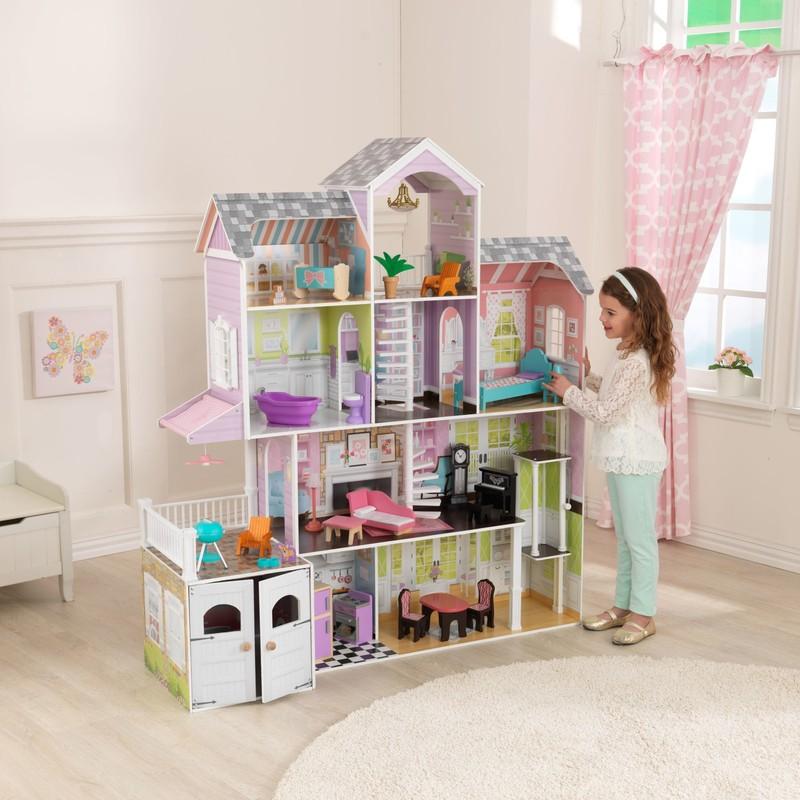 Kidkraft Grand Estate Dollhouse Dollhouses Playhouses Toys