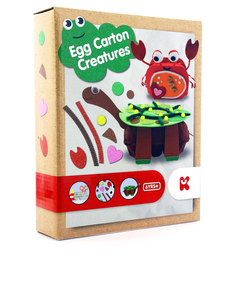 Keycraft Make Your Own Egg Carton Creatures