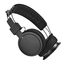 Urbanears Hellas Black Wireless On-Ear Headphones