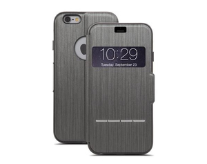 Moshi Sensecover Case Black iPhone 6