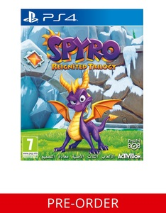 Spyro Reignited Trilogy PS4 [Pre-order]