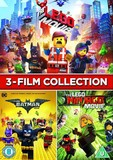 Lego 3 Film Collection [3 Disc Set]